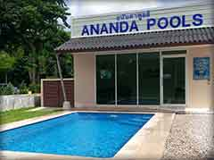 Ananda Pools - Head Office